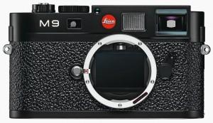 M9 with sensor