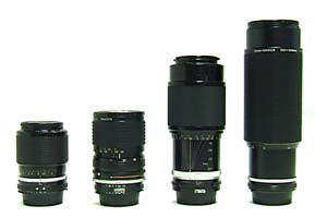 Zoom Lens History | RM.